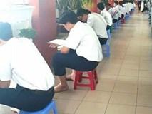 Áp lực học tập tại trường THCS và THPT Nguyễn Khuyến như thế nào?