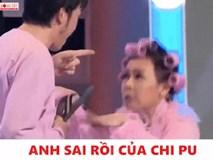 Vừa hát vừa nhảy thuần thục hit của Chi Pu, Việt Hương bị Hoài Linh... rút dép đòi bạt tai