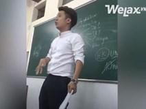 Thầy giáo dạy văn kiêm bậc thầy thả thính: