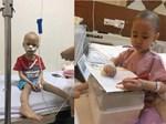 Phép màu đến với bé gái 4 tuổi bị ung thư máu từng ngây ngô hỏi: Con sẽ chết hả mẹ?-11