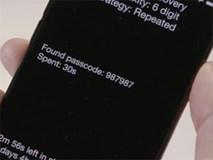 Cảnh sát Mỹ đua nhau mua máy bẻ khóa iPhone