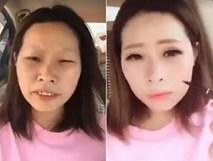 Không thể tin nổi make up có sức mạnh kinh hoàng đến mức biến những cô gái xấu xí thành