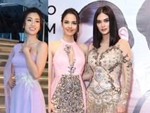 Đỗ Mỹ Linh, Huyền My đọ sắc Hoa hậu đẹp nhất thế giới ở Sài Gòn