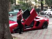Clip 'nỗi khổ của chủ xe Lamborghini mui trần khi gặp mưa' được chia sẻ khắp MXH vì quá hiếm khi được thấy tận mắt