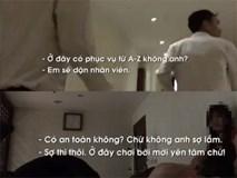 Clip: Thâm nhập đường dây mại dâm tiền triệu núp bóng dịch vụ massage cao cấp trong khách sạn 5 sao ở Quảng Ninh