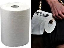 Hàng hiệu giá trăm triệu nhìn như cuộn giấy vệ sinh, làn đi chợ
