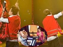 Gặp sự cố 'tụt quần trên sân khấu', chàng trai khiến Phương Thanh - Minh Tuyết không nhịn được cười