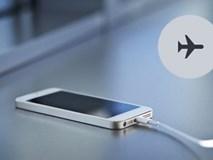 Smartphone có thật sự sạc pin nhanh hơn khi bật chế độ máy bay?