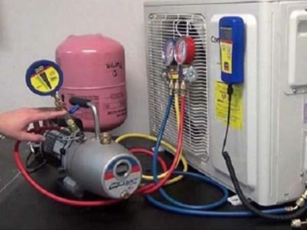 Người dùng cần biết điều này khi nạp gas điều hòa để tránh bị thợ 'chặt chém'