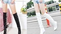 Chị em cần biết 5 tác hại của việc thường xuyên đi boots
