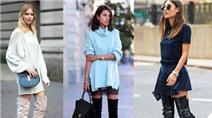 5 cách mang boots cao cổ tuyệt đẹp mọi cô gái nên thử