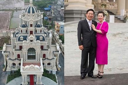 'Ông trùm sân golf' sở hữu lâu đài lộng lẫy độc nhất vô nhị ở Nam Định