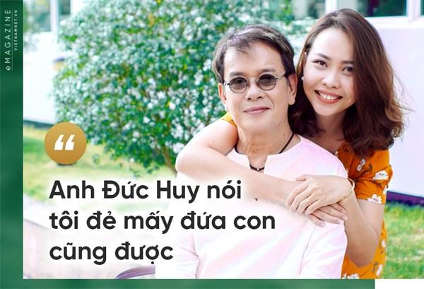 Vợ kém 44 tuổi của Đức Huy: Ngày nào hôn dưới 10 lần là đang cãi nhau-8