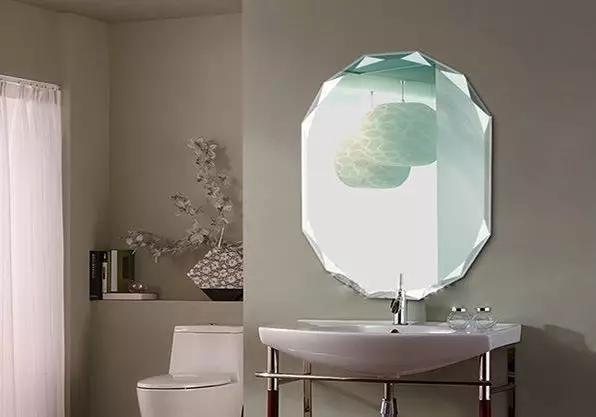 Chớ dại lắp gương phòng tắm ở nơi này kẻo khiến gia chủ hoảng sợ, nhất là vào ban đêm-1