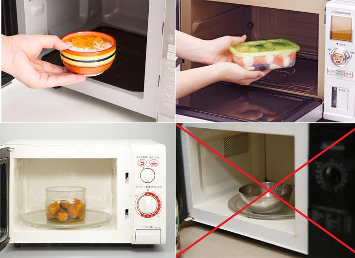 Làm nóng thức ăn bằng lò vi sóng có hại cho sức khỏe không?-4