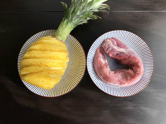 Vẫn là thịt thăn dai khô, nhưng đem xào thế này cơm nấu nhiều thế nào cũng chẳng đủ-1