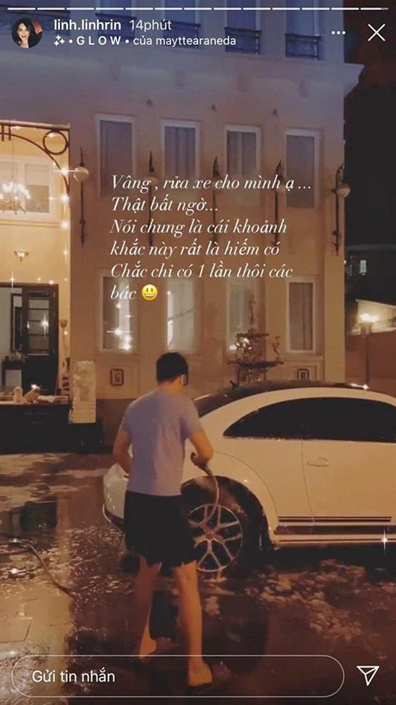 Giàu như thiếu gia Phillip Nguyễn vẫn chăm chỉ bán cua online hộ bạn gái, bảo sao các chị em không chết mê!-3