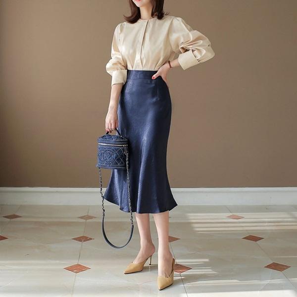 Chân to như cột đình, bạn chỉ cần nhớ 4 tiêu chí chọn quần và váy này thì chân to mấy cũng thành thon gọn mảnh mai-8