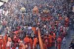 Giữa 'địa ngục Covid' khủng khiếp, Ấn Độ cho phép 600.000 người hành hương gây hoang mang cực độ
