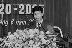 Phó chánh Văn phòng UBND tỉnh Thanh Hóa qua đời ở tuổi 41