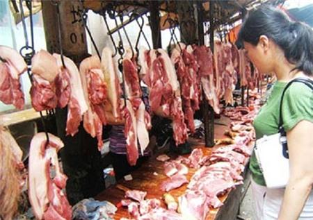 Mách chị em nhận biết thịt bò, lợn, gà, bơm nước 1