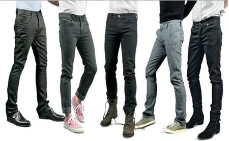 Tinh hoàn 'lâm nguy' vì quần jeans bó sát   Tin tức Online