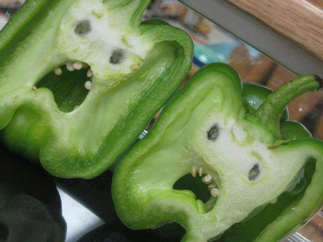 Phì cười trước những khoảnh khắc bá đạo của rau, củ, quả-4