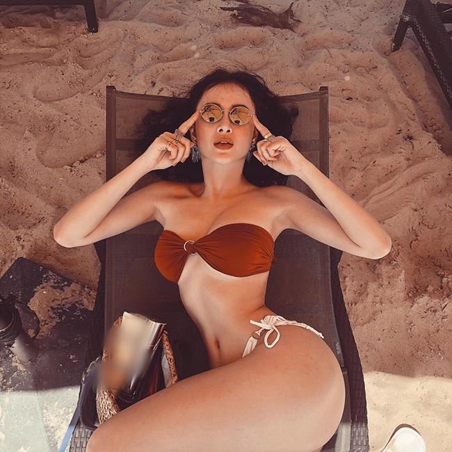 Đọ độ sexy của Hà Hồ, Angela Phương Trinh, Mai Ngô-6