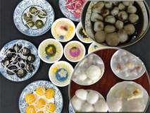 Tết Hàn thực, mạng xã hội rực rỡ bánh trôi từ siêu phẩm đến...
