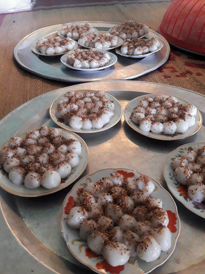 Tết Hàn thực, mạng xã hội rực rỡ bánh trôi từ siêu phẩm đến... phế phẩm-16