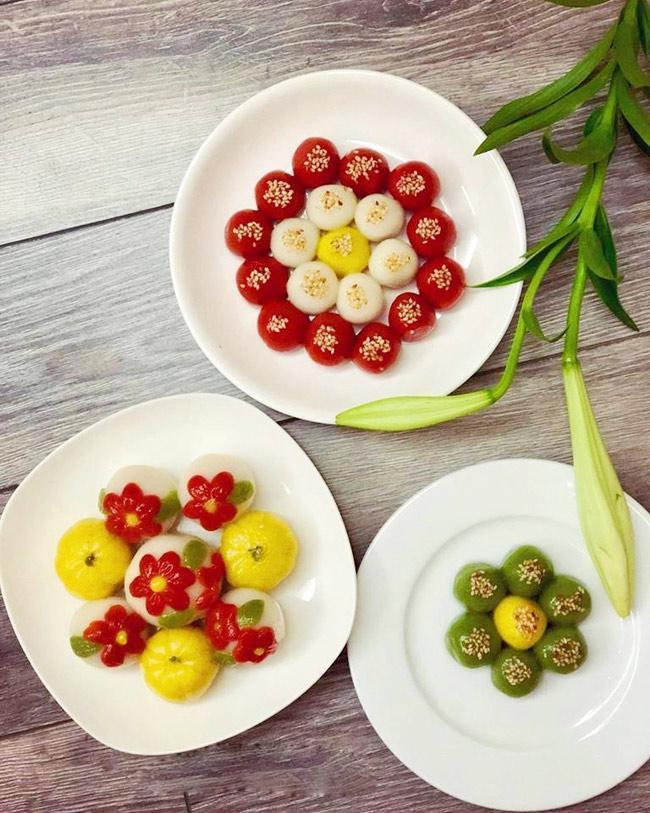 Tết Hàn thực, mạng xã hội rực rỡ bánh trôi từ siêu phẩm đến... phế phẩm-9