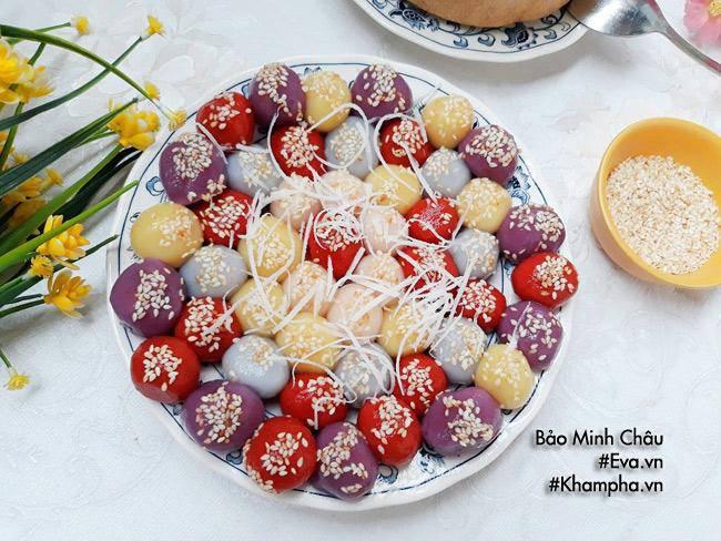 Tết Hàn thực, mạng xã hội rực rỡ bánh trôi từ siêu phẩm đến... phế phẩm-13