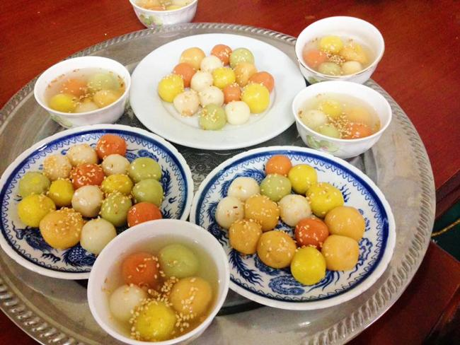 Tết Hàn thực, mạng xã hội rực rỡ bánh trôi từ siêu phẩm đến... phế phẩm-10
