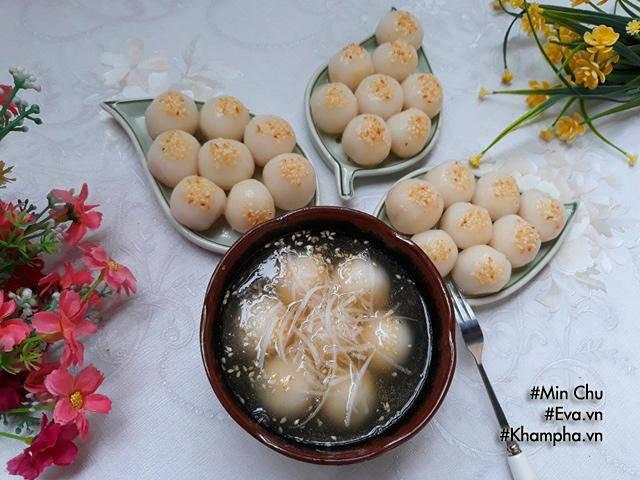 Tết Hàn thực, mạng xã hội rực rỡ bánh trôi từ siêu phẩm đến... phế phẩm-14
