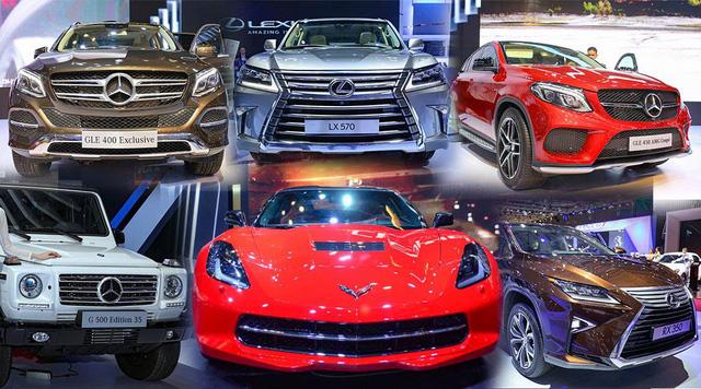 Ô tô Lexus Nhật 900 triệu đồng, Việt Nam gần 3 tỷ đồng: Đắt đỏ thuế chồng thuế-2