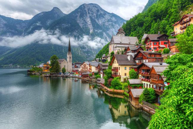 Hạ Long lọt top 22 thành phố có phong cảnh đẹp nhất trên thế giới-13
