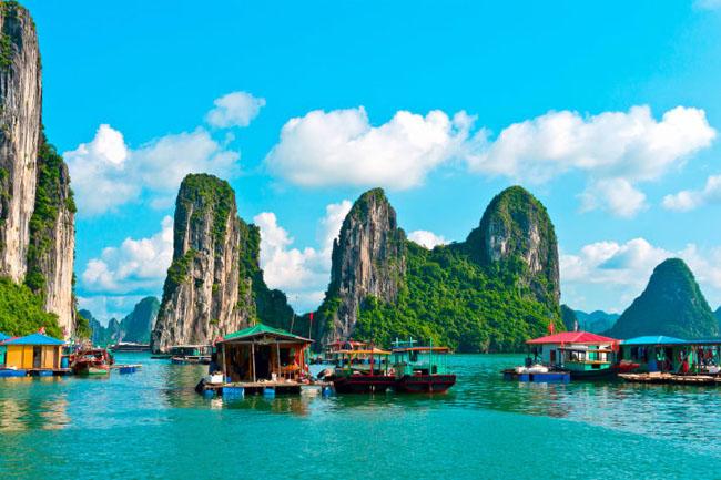 Hạ Long lọt top 22 thành phố có phong cảnh đẹp nhất trên thế giới-1