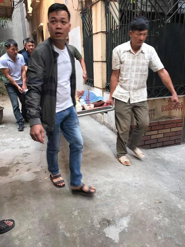 Phát hiện cô gái trẻ tử vong trong tư thế treo cổ tại phòng trọ trên phố Trần Duy Hưng-1