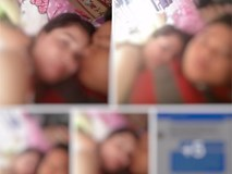 Lộ hàng loạt ảnh giường chiếu và tin nhắn mùi mẫn với gái lạ, chồng vẫn khăng khăng khẳng định