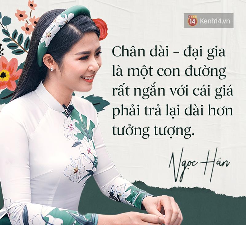 Hoa hậu Ngọc Hân: Nhiều người thắc mắc sao tôi chơi chung được với hai người ghét nhau-2