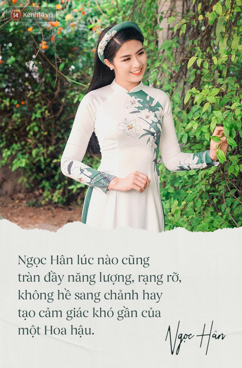 Hoa hậu Ngọc Hân: Nhiều người thắc mắc sao tôi chơi chung được với hai người ghét nhau-4