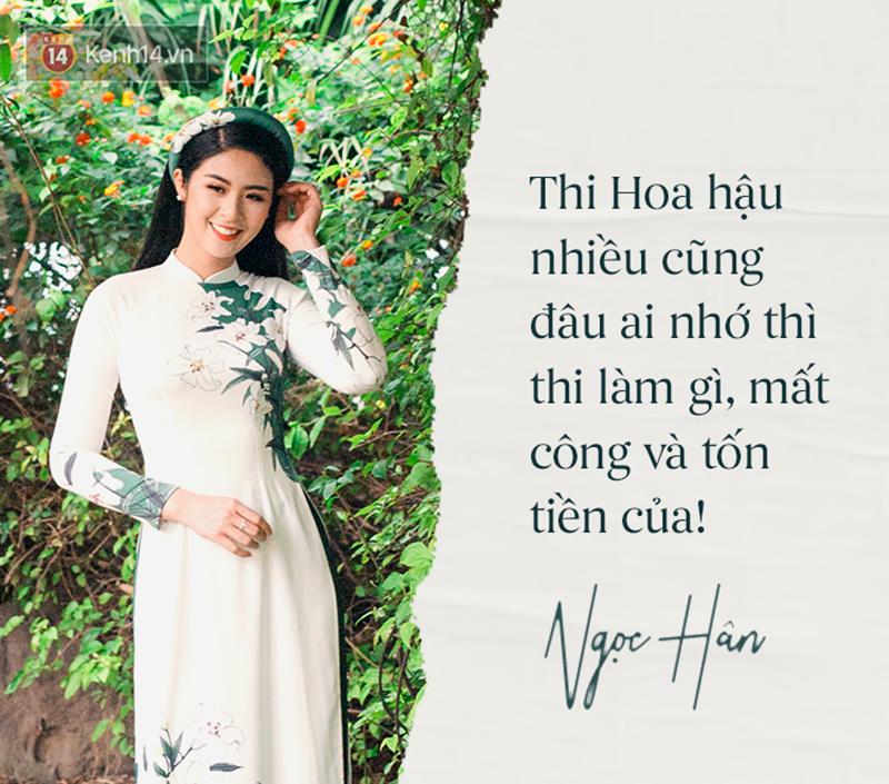 Hoa hậu Ngọc Hân: Nhiều người thắc mắc sao tôi chơi chung được với hai người ghét nhau-7