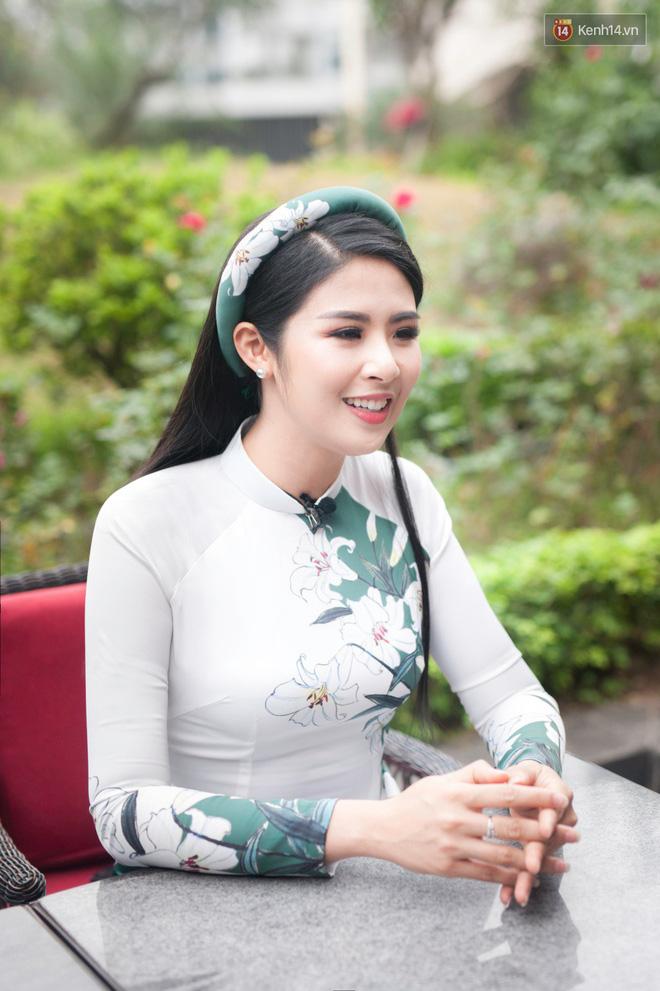 Hoa hậu Ngọc Hân: Nhiều người thắc mắc sao tôi chơi chung được với hai người ghét nhau-10