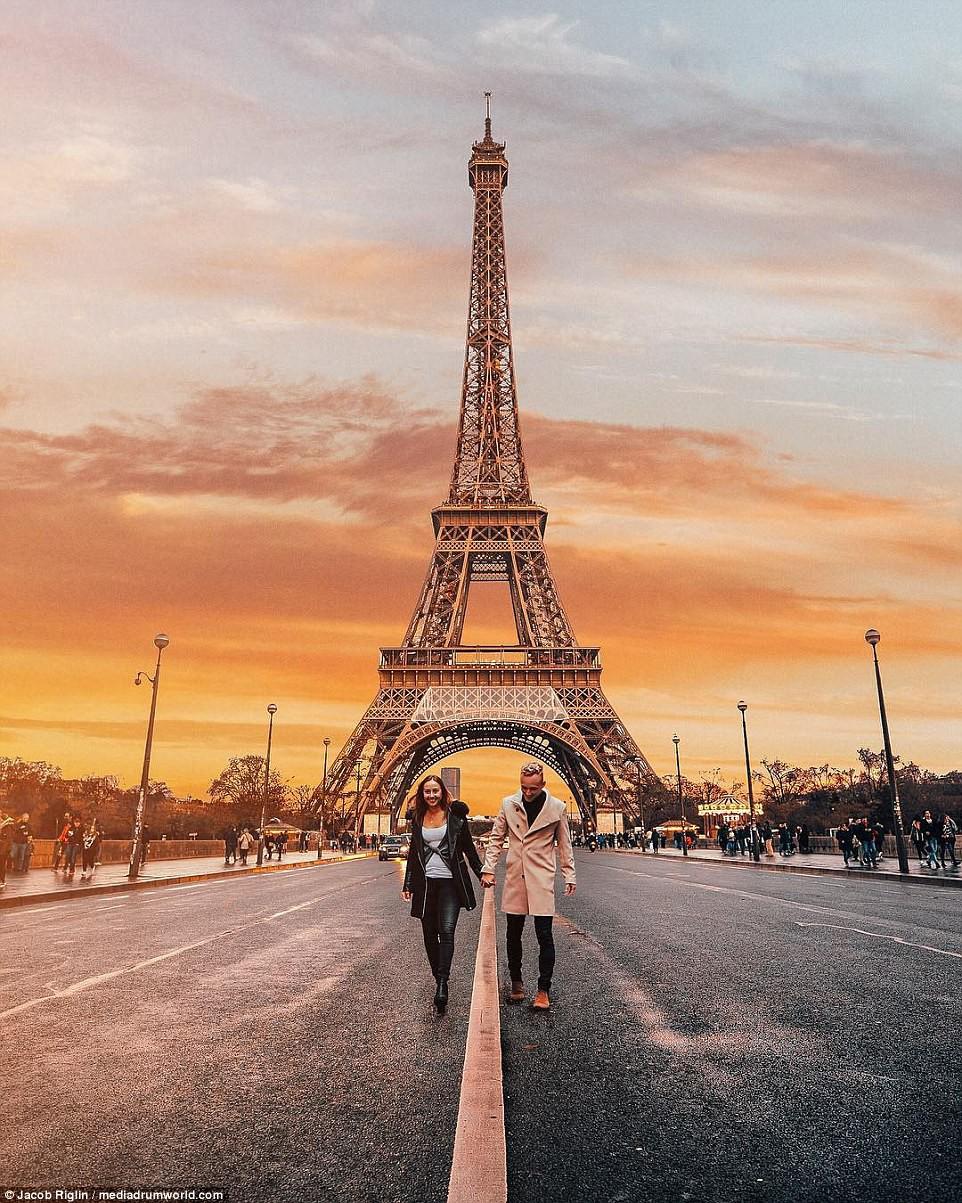 Mới 23 tuổi, cặp đôi được trả lương 6 con số để chu du khắp thế giới và cho ra đời những bức ảnh đẹp mê đắm-10