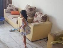 Mẹ Việt ở Malaysia dạy con 4 tuổi làm 10 việc nhà, nói 4 ngoại ngữ khiến chồng nể phục