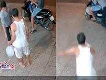 Hai thanh niên phối hợp cướp thùng bia gây bức xúc
