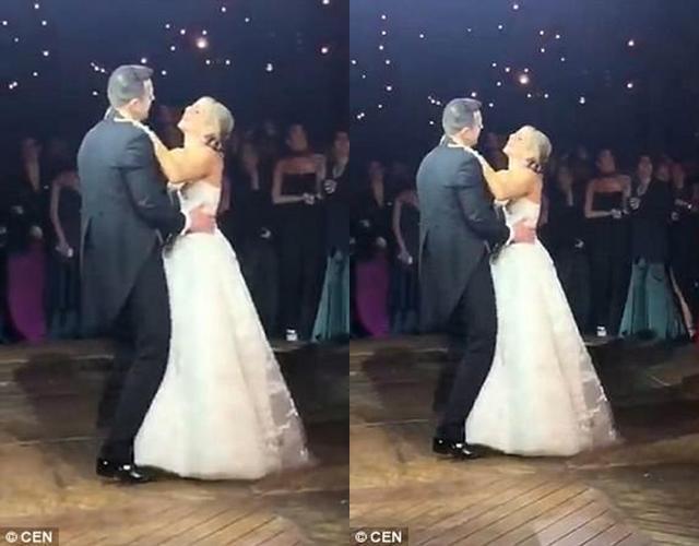 Đám cưới suýt thành đám ma khi pháo hoa bén lửa, thiêu rụi cả hôn trường-1