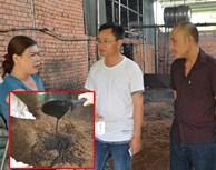 Vợ chồng bị nghi nhuộm tạp chất với than pin sản xuất cà phê nói gì?