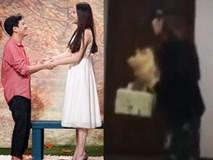 Tuyên bố dứt tình, Nam Em vẫn mang bánh và hoa sang tận nhà Trường Giang tặng sinh nhật lúc nửa đêm?