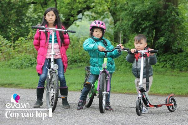 Mẹ Việt kể chuyện tiểu học ở Đức: Không học trước lớp 1, không ép cầm bút tay phải-7